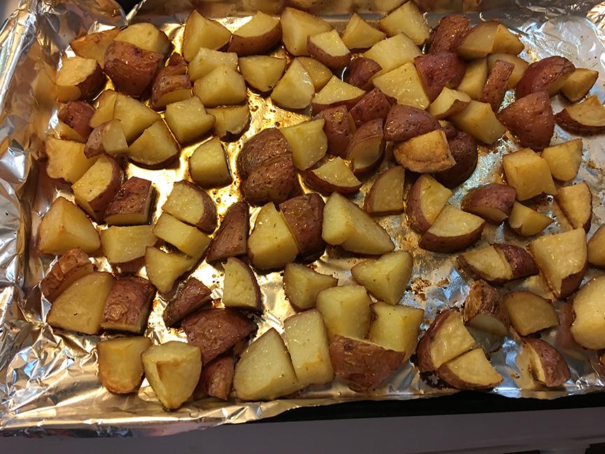 Bootlikker Roasted Potatoes